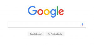 google processing search queries