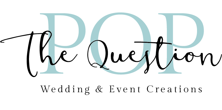 weddingplanner pop the question